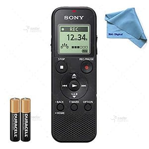 Sony ICD-PX370 Digital Voice Recorder