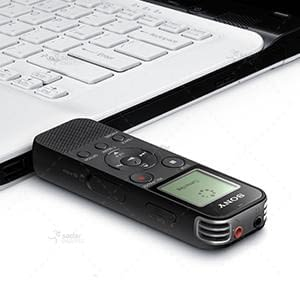 sony icd-px470 digital voice recorder with built-in usb 8