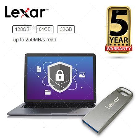 lexar® jumpdrive® m45 usb 3.1 flash drive 1