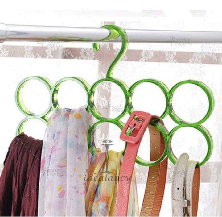 scarf hanger 10 holes 1