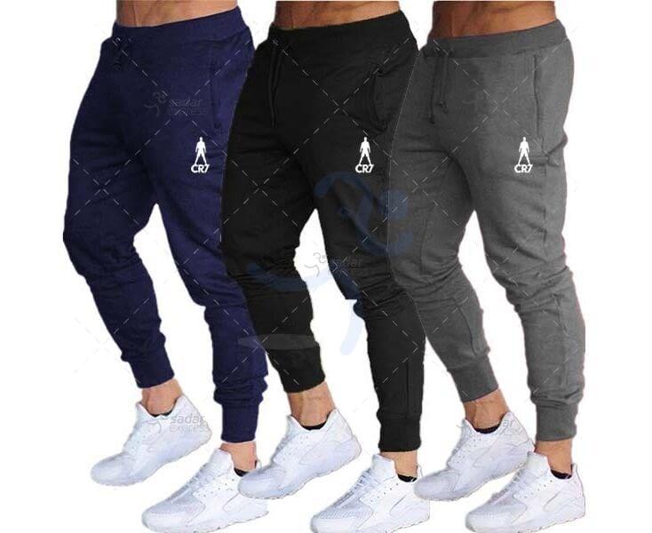 pack of 3 cr7 jogging sweat trouser winter fabric fleece 1