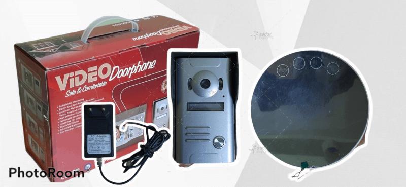 video door phone touch screen 7 inch home security 1