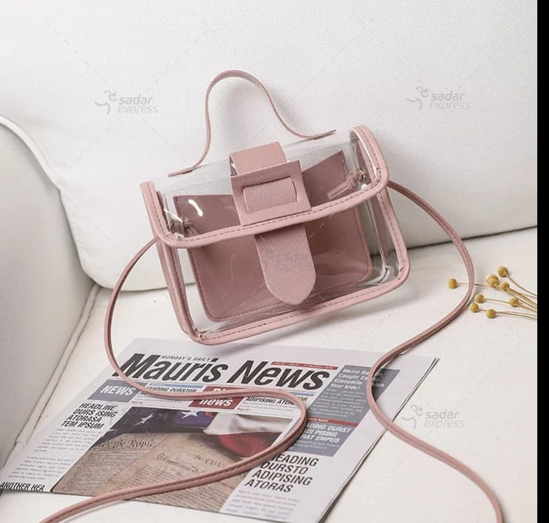 jelly handbag for women 2 in 1 5