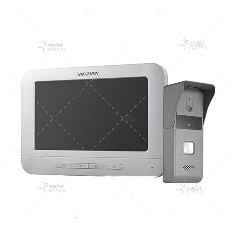 hikvision ds-kis203 video door phone metal body 1