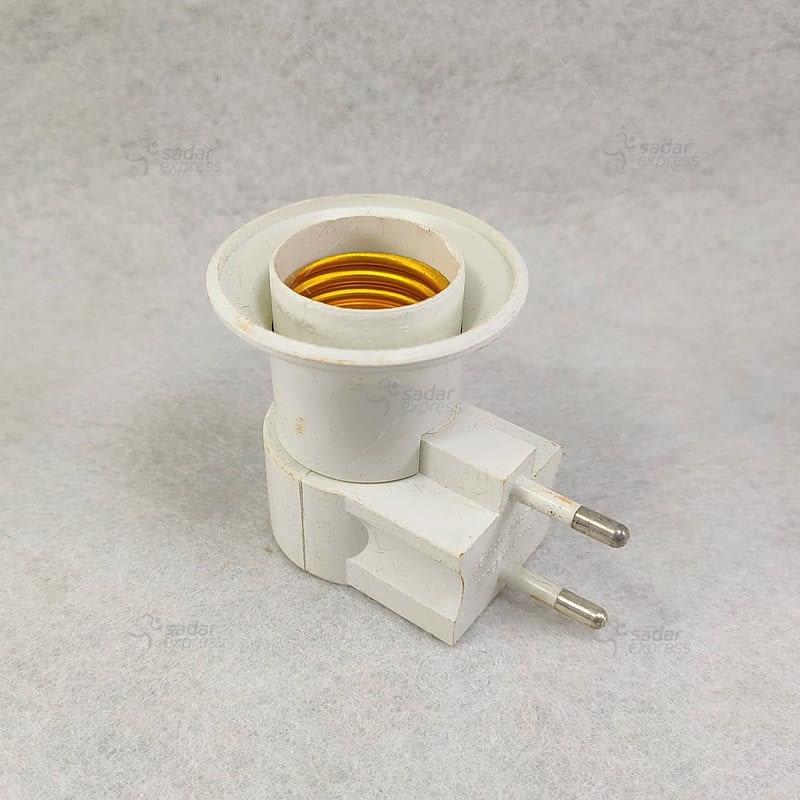 socket adapter us plug,flexible extension lamp bulb holder converter 1