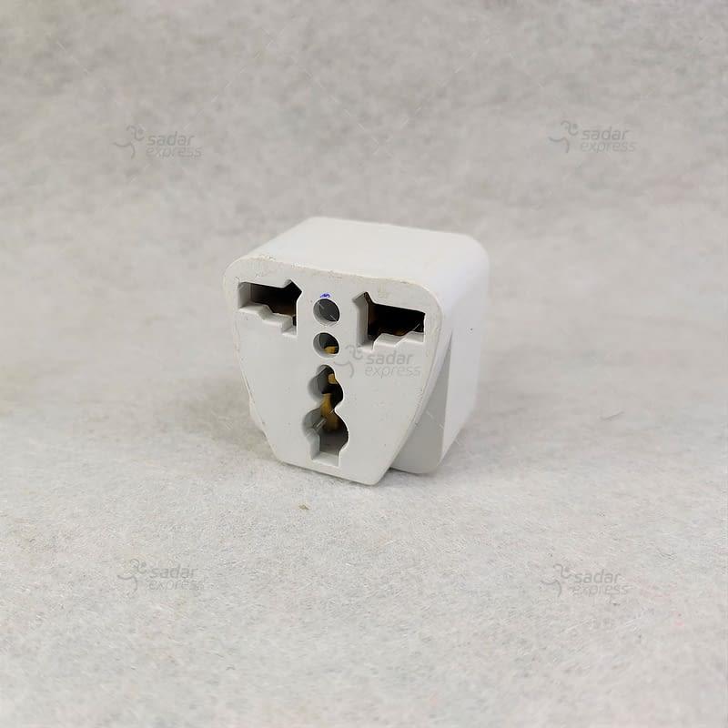 multi adapter 2 pin to 3 pin multi chinese socket 1