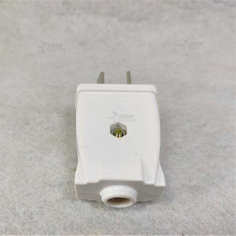 clopal plug, quick-wire, white 1