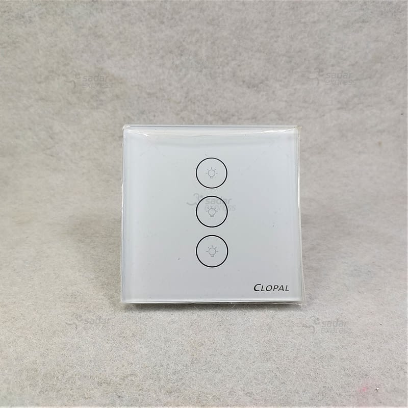 clopal smart light switch home touch wifi wall switch 1
