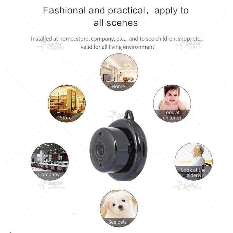 v380 hd 720p mini ip camera wifi camera wireless p2p security surveillance camera night vision 7
