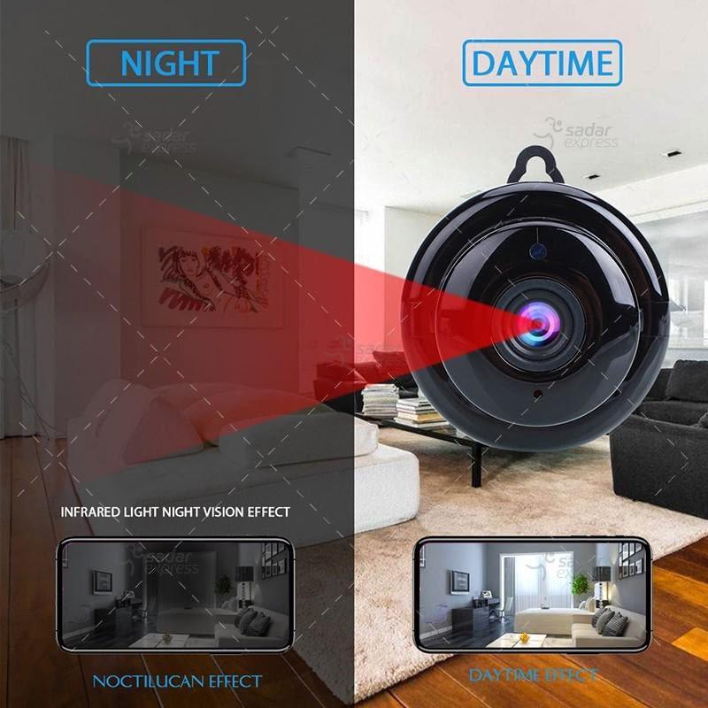 v380 hd 720p mini ip camera wifi camera wireless p2p security surveillance camera night vision 9
