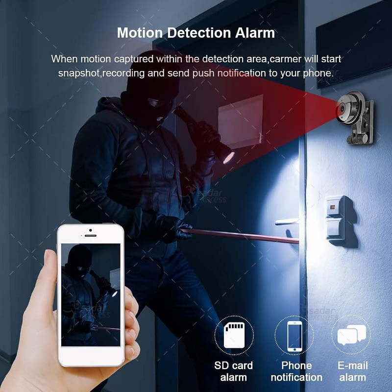 v380 hd 720p mini ip camera wifi camera wireless p2p security surveillance camera night vision 3