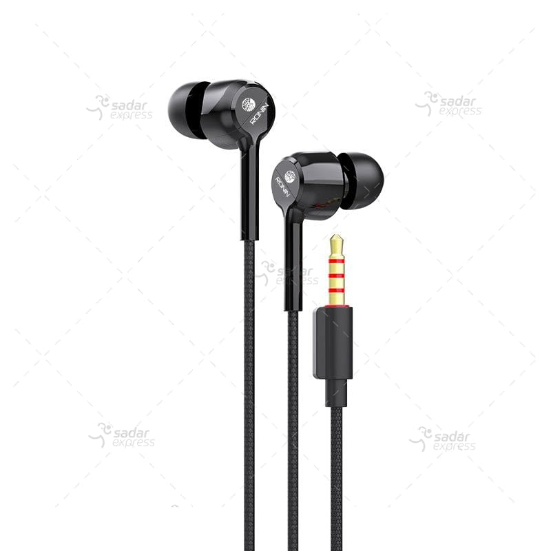 ronin r-13 stereo sound earphone 2