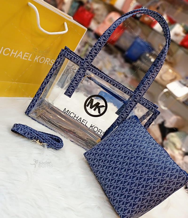 cross body jelly bag 2 piece mini pouch inside long strap 144847 1