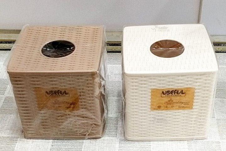 round bathroom tissue holder for desktop 1