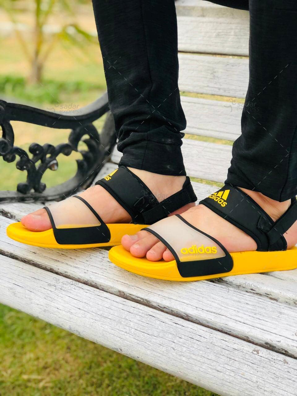 sports silicon rubber sandal for men 3