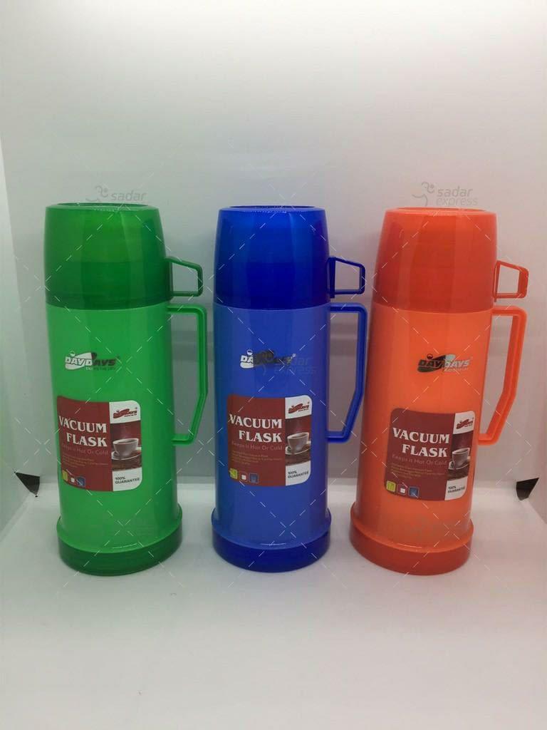 hot & cool vacuum flask 0.45l 1