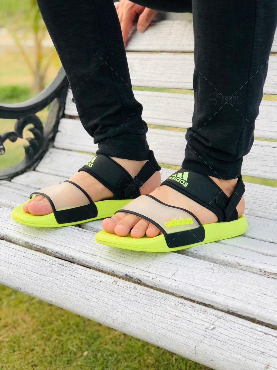 sports silicon rubber sandal for men 6
