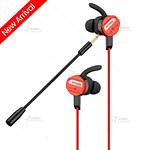 Ronin R-007 Gamerz Earphones with detachable microphone