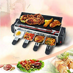 Portable Bbq Barbecue Electric Griller