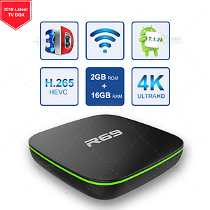 Android TV Box R69