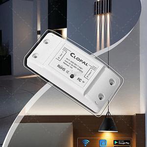 Clopal Wifi IEEE 802.11 b/g/n Electrical Light Controller Switch