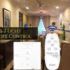 Clopal Remote Switch