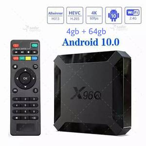 X96Q Smart Tv Box