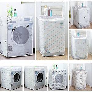 Dust Proof Waterproof Washing Machine Protective Dust cover