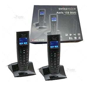Swissvoice Aeris 133 Duo Cordless Phone