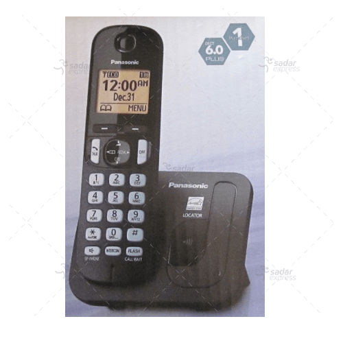 Panasonic KX-WP110 DECT 6.0 Digital Cordless Phone