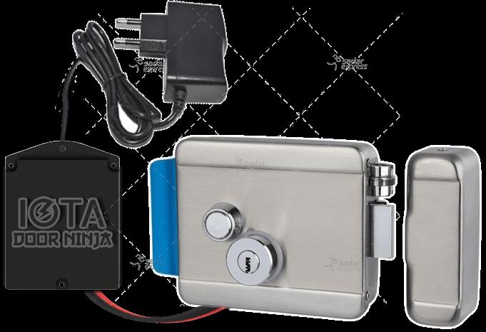 Electric Door lock for door phone intercom set