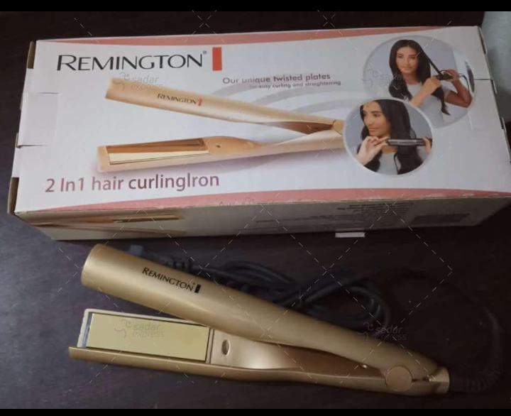 Remington 2 in 1 Curling Iron