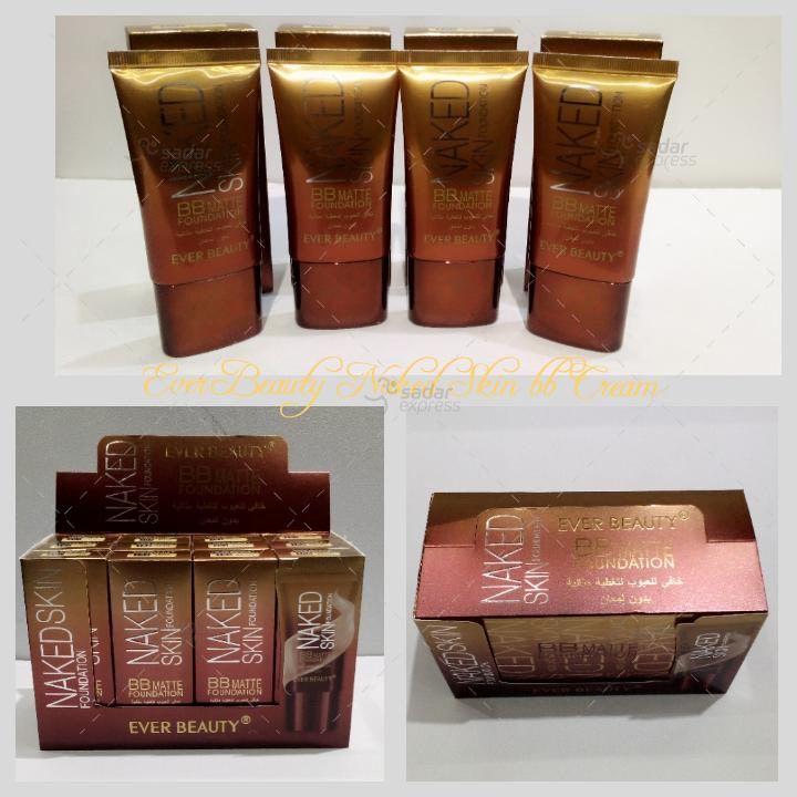 Ever beauty Naked BB matte cream with Excellent quality