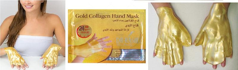 Dr Rashel 24K Gold Collagen Hand Mask for Hands