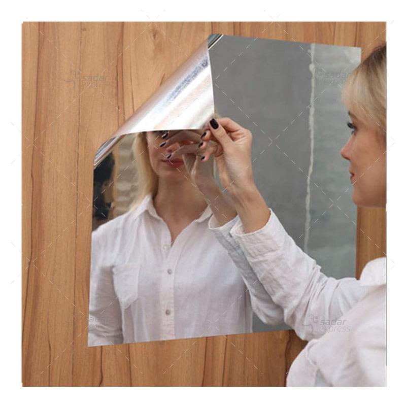 Soft Mirror Self-Adhesive Wall mirror 40*40 cm 2mm