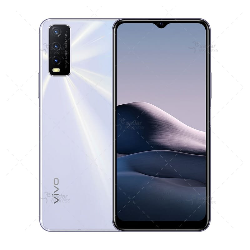 vivo y20 4gb 64gb smart phone   emi   free delivery 1