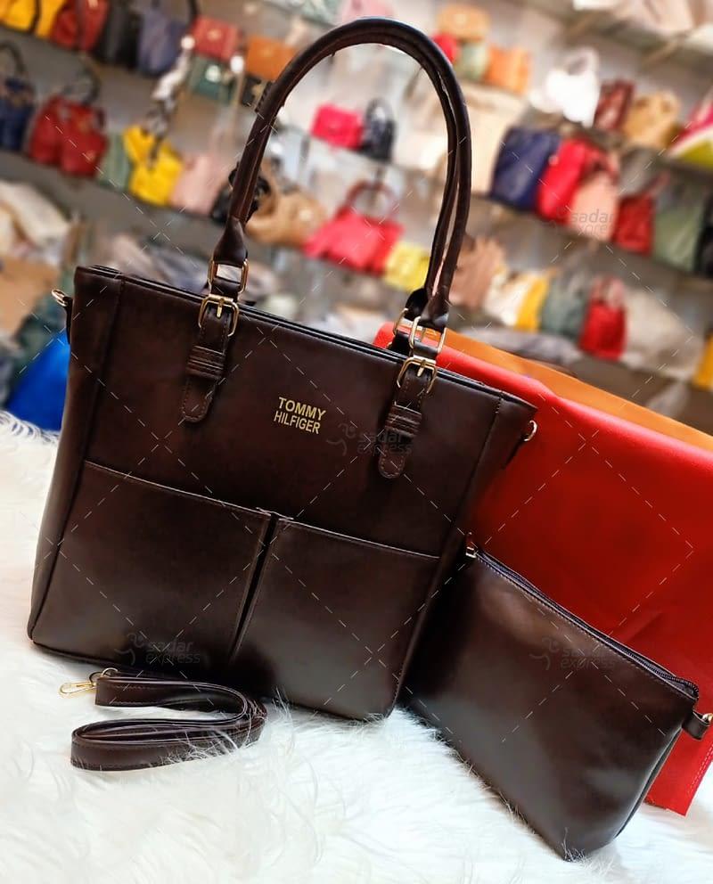 luxury t.ommy cross body original leather long strap 7