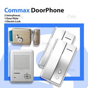 commax audio door phone