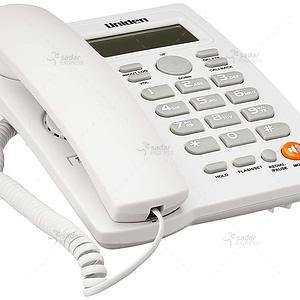 single line caller id phone uniden as7412