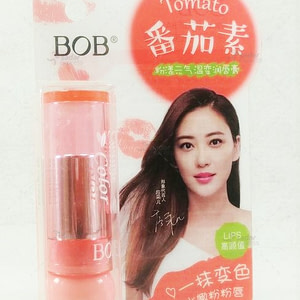 Bob Moisturizing Lip Balm Pinkish