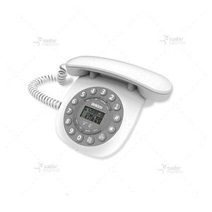 Uniden CE6601 Retro Design Phone