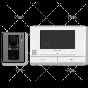 panasonic vl-sv71 video door-phone