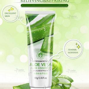 Bioaqua 92% Aloe Vera Moisturizing Gel 40g
