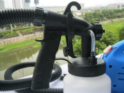 paint zoom handheld electric spray gun kit | 625 watt spray gun tool for interior & exterior home