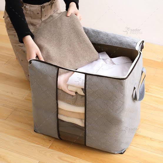 5 pcs storage box for clothes multipurpose space saver for every home