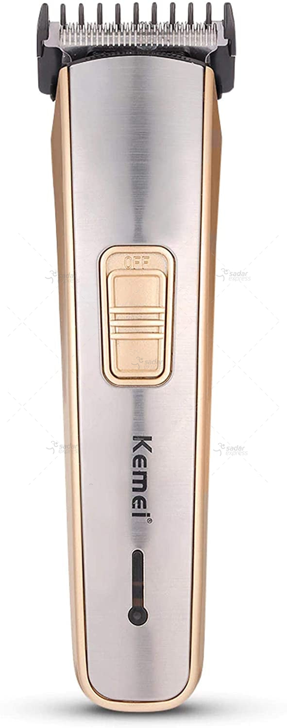 kemei km - 4007 fast charging hair trimmers powerful electric hair clipper trimmer styling haircut cordless hair cutter