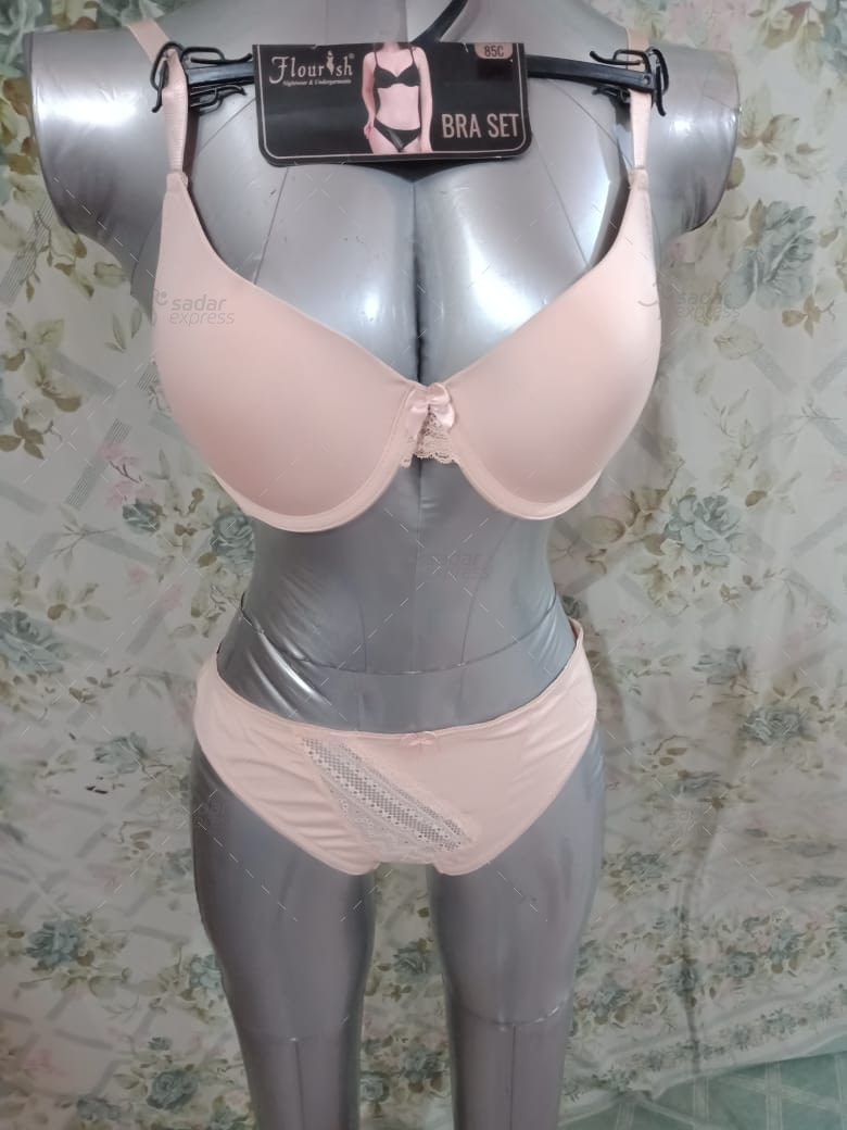 flourish bra and panty set for woman 36 & 38 fl-7342