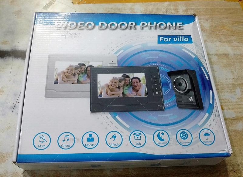 video door phone security