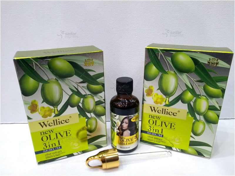 wellice oilve serum