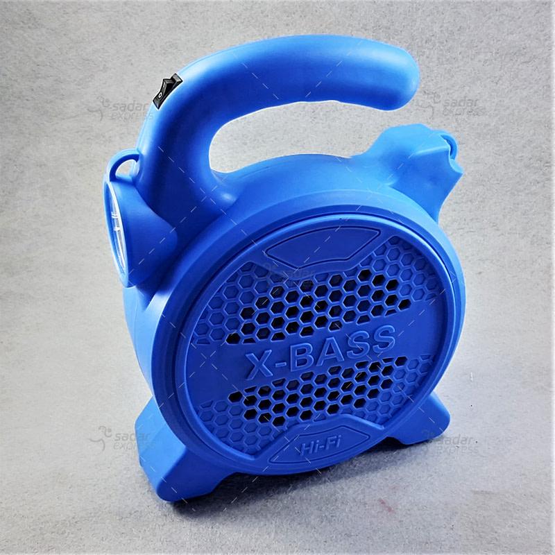x-bass kbs-6032 portable bluetooth speaker super bass with flash light